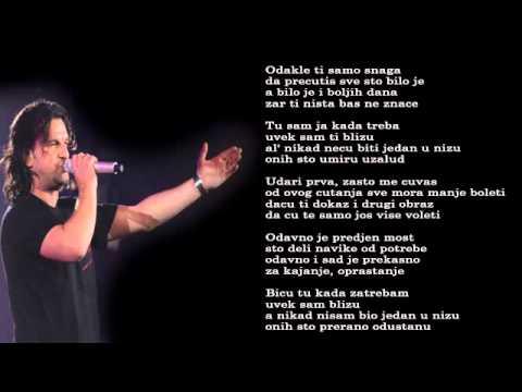 Aca Lukas - Udari prva - (Audio 2006)