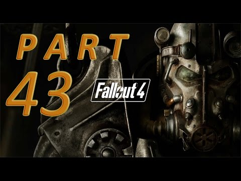 Fallout 4 Gameplay Walkthrough Part 43 - Chinese Submarine Yangtze - Here There Be Monsters Quest