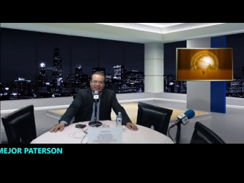 Monte Sinai Radio fm Por un mejor Paterson 2/18/2018