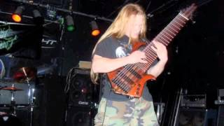 TOP TEN BEST DEATH METAL BASSISTS
