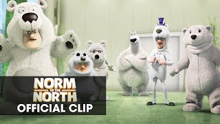 "Norm Of The North (2016) Official Clip – ""Try Outs"""
