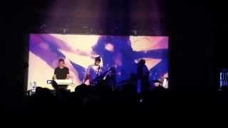 Tycho - Past Is Prologue live @ Music Hall, Barcelona (22/10/2014)