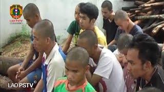 ຂ່າວ ປກສ (LAO PSTV News) | 24-07-2017 ເຈົ້າໜ້າທີ່ ປກສ ເມືອງ ໄກສອນພົມວິຫານສຶກສາອົບຮົມກຸ່ມແກ້ງໄວ້ລຸ້ນ
