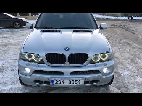 BMW X5 рестайл 2004 год. 3.0 Дизель, 6ст автомат.