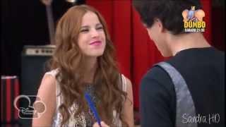 Violetta 2 - Camila y Sebas se gustan (Capítulo 54)