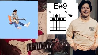Boy Pablo - T-Shirt Guitar Tutorial