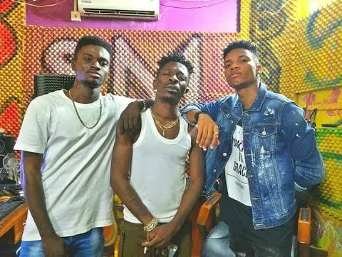 Shatta Wale x Kidi x Kuami Eugene Live in the SM Studio (Studio Session)