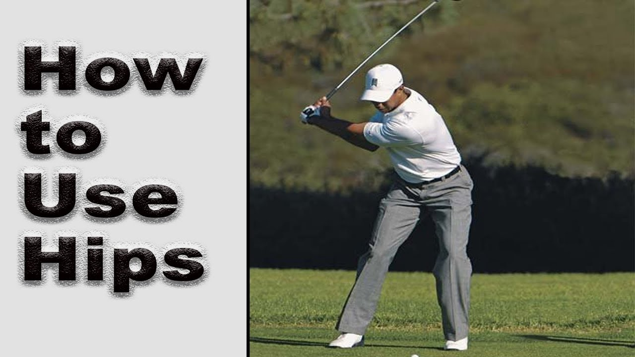 How to Use the Hips in the Golf Swing – RotarySwing com Blog