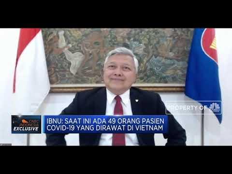 Dubes Ibnu Hadi Jelaskan Cara Vietnam Tangkal Corona