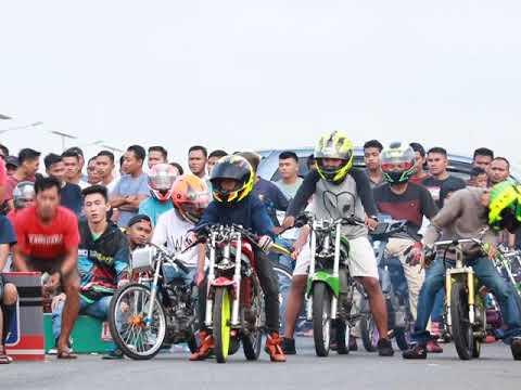 Latihan Bersama RF Timing System di Dompak, Tanjung Pinang