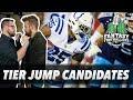 Fantasy Football 2019 - Tier Jumps, Tough Questions, Fedora Jason - Ep. #693