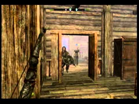 skyrim how to make your follower carry things for you