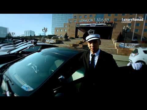LUXURY MONGOLIA 100 Best Destinations: VIP TAXI Service (Short)