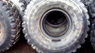 О выборе шин б у  16.00 R20 Michelin XZL LRM 173G TL