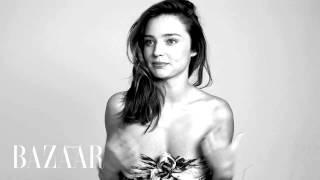 Miranda Kerr - Harper's Bazaar US September 2012