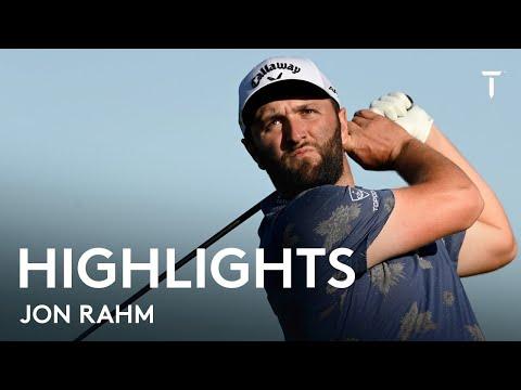 World Number 1 Jon Rahm Round 2 Highlights | 2021 Acciona Open de España