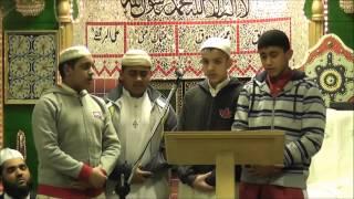 Gems of Jamia Masjid Noor Tunstall - Poetry in Praise of best of creation