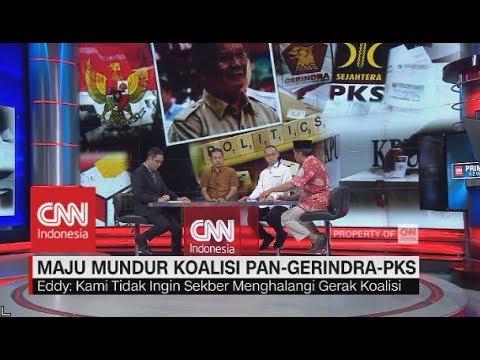 Pengamat: Pernyataan Amien Rais Buat Kader PAN Jauh dari Jokowi