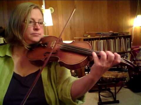 Bouree by Handel, Suzuki Violin Book 2, slow play-through