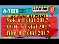 Şok Market 6 Eylül 2017, A101 7 Eylül 2017, Bim 8 Eylül 2017 Aktüel ürünler