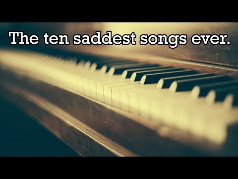 10 Easy Sad Songs on Piano (YOU can play these!)