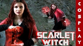 How To Make Scarlet Witch