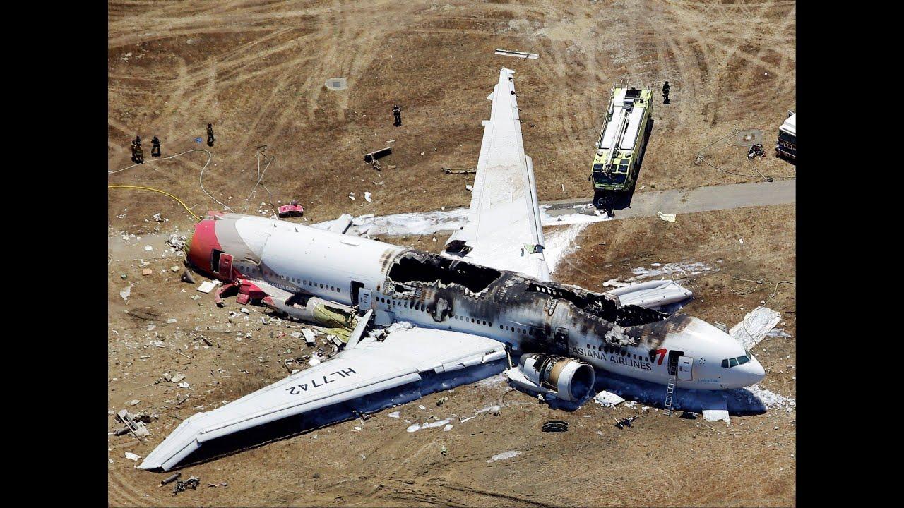 крушение самолета фото