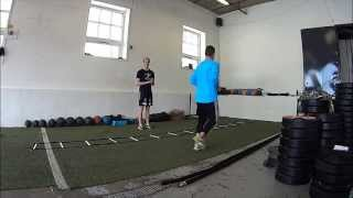 Soccer goalkeeper strength and power training