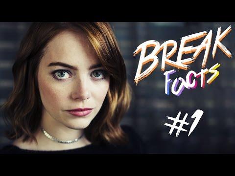Break Facts #1 - Emma Stone au pays du septième art