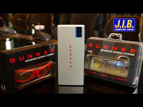 JIB-TV EP.7 รีวิวแว่นตา GUNNAR RAZER EYEWEAR