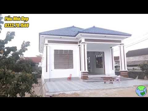 Mẫu Nhà Cấp 4 Đẹp   Mái Nhật Hiện Đại 2021   Mẫu Nhà Đẹp