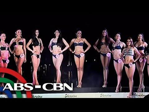 TV Patrol: Pagrampa ng Mutya ng Pilipinas candidates sa Palawan