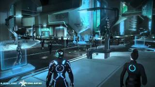 Tron Evolution Walkthrough - Chapter 1 - Reboot - Part 1