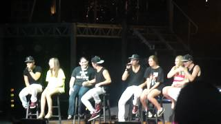 Big Time Rush- Worldwide 8/4/12 Chicago