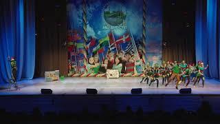 Шоу балет «DANCE MASTER» ДГТУ - «Ремонт»