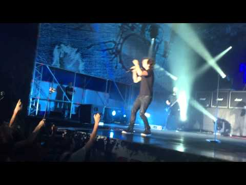 The Rasmus - The First Day Of My Life (part 2) 22.08.2015 - LIVE!