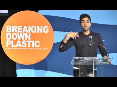 Adrian Grenier, Co Founder, Lonely Whale Foundation