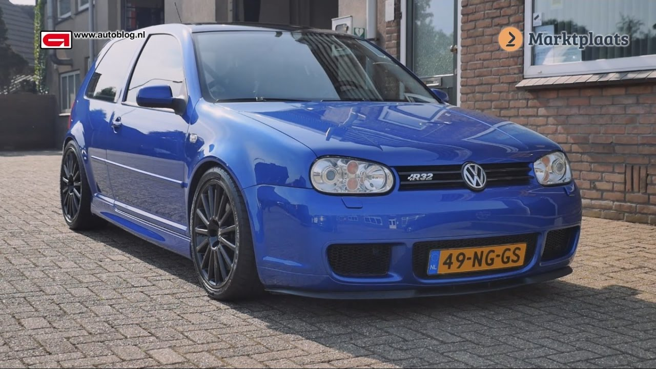 volkswagen golf iv r32 buying advice youtube. Black Bedroom Furniture Sets. Home Design Ideas