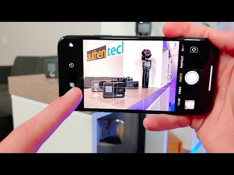 How to take a live photo with iphone 7
