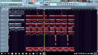 Feel Good Inc - Gorillaz (FL Studio Progress)