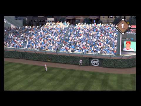 Wrigley Visit - MLB 13 The Show: Los Angeles Angels Franchise - EP15