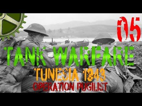 Let's Play:  Tank Warfare Tunisia 1943, Operation Pugilist - 05 - Morning Has Broken
