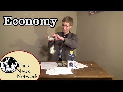 Oldies News Network - Economy (3/6)