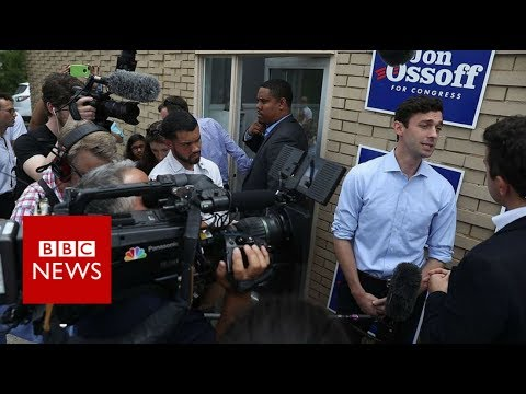 Thumbnail: The most expensive election in history - BBC News