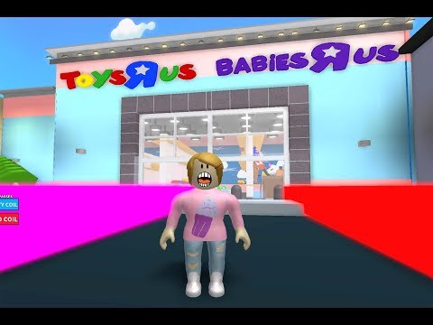 Roblox Escape Toys R Us With Molly!