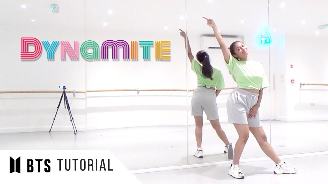 [FULL TUTORIAL] BTS (방탄소년단) - 'Dynamite' - Dance Tutorial - FULL EXPLANATION