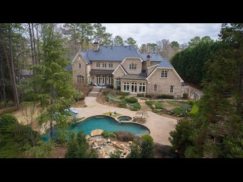 Living Large in Sandy Springs - 5220 Northside Dr NW