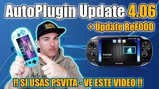 Autoplugin 4.06 y ReF00D Update - IMPORTANTE ACTUALIZAR