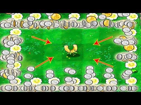 Plants vs Zombies Hack Money Magnets & Marigold Hack