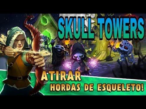 SKULL TOWERS FERA DE MAIS GALERA DOWNLOAD  (Paulo Paulinho)